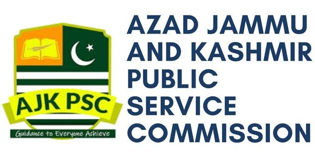 Azad Jammu and Kashmir Public Service Commission Pakistan – AJK PSC